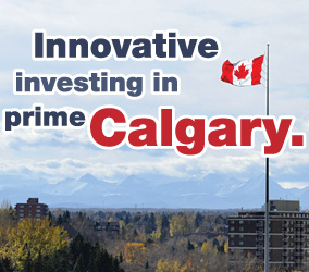 Innovative investing in Calgary